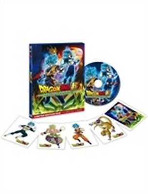 Dragon Ball Super: Broly - Il Film - Limited Edition (DVD + 5 Special Cards)