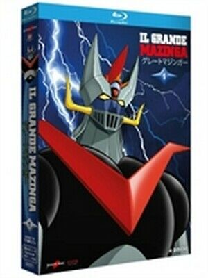 Il Grande Mazinga - Vol. 1 (4 Blu-Ray Disc)
