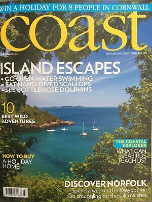 Coast Magazine July 7/2019 Issue 153 Island Escapes Discover Norfolk Current