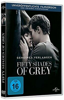 Fifty shades of grey [DVD] gebraucht-gut