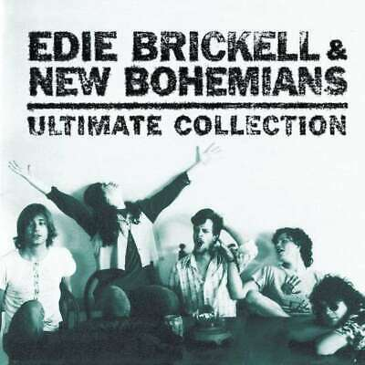 EDIE BRICKELL - Ultimate Collection (Best Of/Greatest Hits) - CD - NEU/OVP