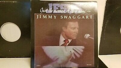 JIMMY SWAGGART JESUS Just The Mention of Your Name Worship