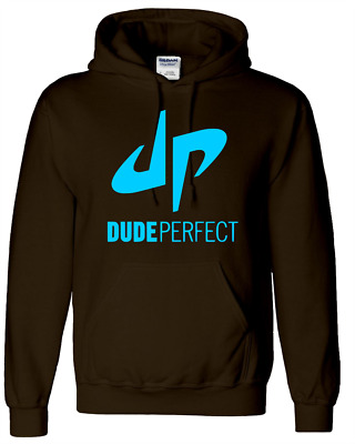Dude Perfect Galaxy Logo Tee KIDS Merch 3-12 Years DP Birthday Gift