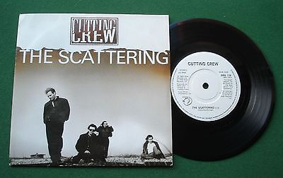 """Cutting Crew The Scattering / Christians 7"""" Single"""