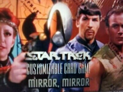 Star Trek CCG Mirror, Mirror SINGLES BASIC Select Choose Your Card