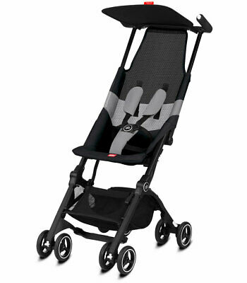 GB Pockit Air All-Terrain Stroller - Velvet Black - Brand New!! Free Shipping!!