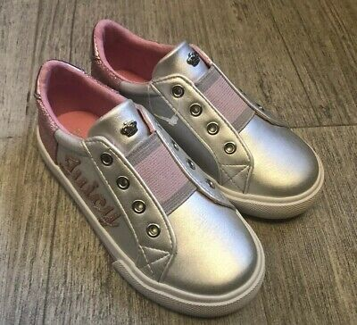 Juicy Couture Girls Kids Toddlers Infant LiL Carmel Sneakers Size 9M