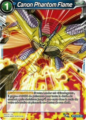 Foil Mega Cannon Sigma Ribet BT3-025 Dragon Ball Super Mint Holo