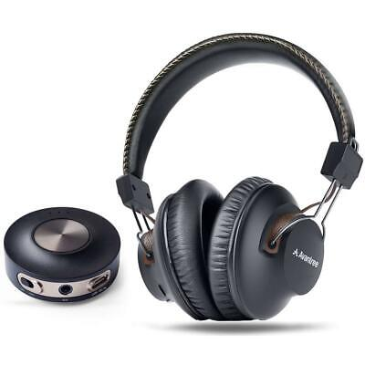 Avantree HT3189 Wireless Headphones for TV Watching & PC Gaming with Bluetooth T