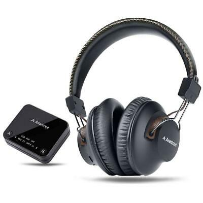 Avantree HT4189 Wireless Headphones for TV Watching & PC Gaming with Bluetooth T