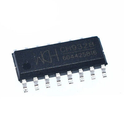 1Pcs CH9328 SOP-16 Serial Port to HID Chip USB Chip