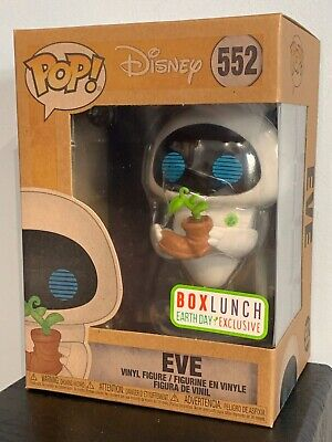 Funko Pop - EVE 552 - Disney Pixar WALL·E - Box Lunch Earth Day Exclusive [2]