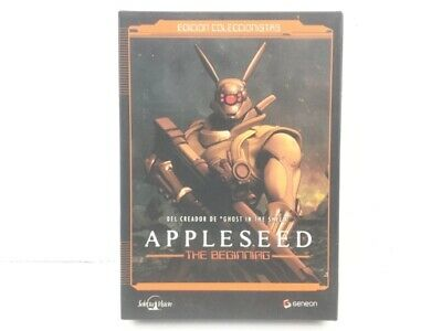 Coleccionismo Dvd Appleseed The Beginning 4790055