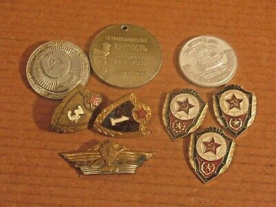 Russian Challenge Coins - Crests & Pins