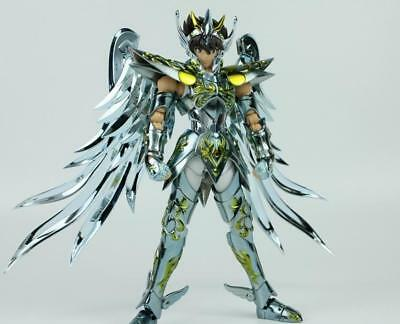 Great Toys Saint Seiya Myth Cloth God Cloth EX Pegasus Pégase Seiya V4 Figure