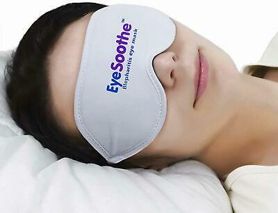 EyeSoothe Blepharitis Dry Eye Mask Heated Gel Pack Hygienic Storage Bag Health
