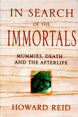 In Search of Immortals Mummies Silk Road Caucasians Peru Andes Egypt Afterlife