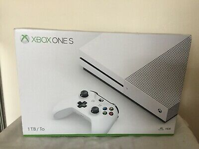 XBOX ONE S Games Console 1TB - Empty Box Only