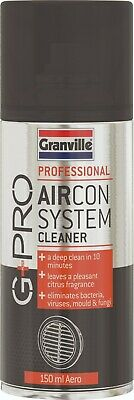 1x Granville Car AirCon Bomb Air Conditioning CLEANER & Odour Sanitiser AIR-CON!