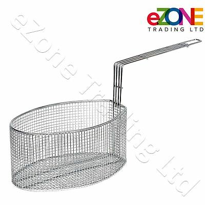 Oval Shaped Frying Basket Suitable for VALENTINE PENSION P1 P2 Electric Fryers