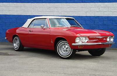 1966 Chevrolet Corvair --
