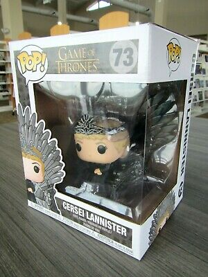 New Funko Pop Game Of Thrones Queen Cersei Lannister 73 Figure Sealed !!!