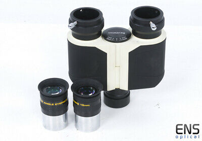 Revelation Binoviewer Package with 17mm Wide Angle Eyepieces