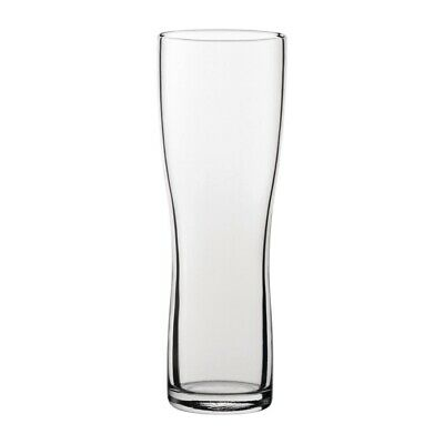 Utopia Aspen Nucleated Toughened Beer Glasses 570ml CE Marked (Set of 24) [CY286
