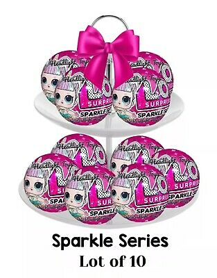 10 Authentic LOL Surprise Sparkle Series Ball Big Sister Doll Wave 1 2 3 5 6