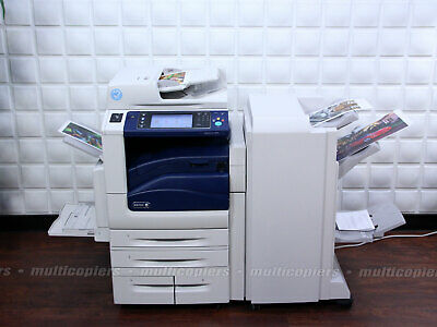 NEW XEROX WORKCENTRE 7220i Color Copier Printer Scan iFax