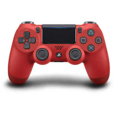 PlayStation 4 DualShock Wireless V2 Controller - Red