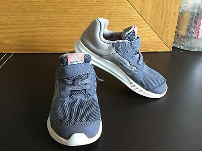 e0730a2db1 Nike Downshifter 8 Running Trainers Junior Girls UK 5.5 US 6Y EUR 38.5 CM  24*935.