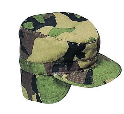 PROPPER US Baseball Cap Army Casquette Outdoor Loisirs A WCP Woodland Camouflage