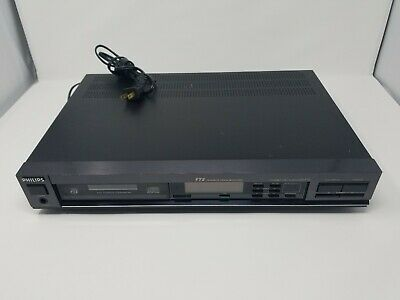 Vintage Philips CD770 Audiophile CD Player CD770X