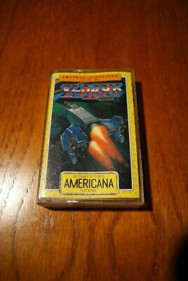 Xevious game Amstrad CPC 464 cassette