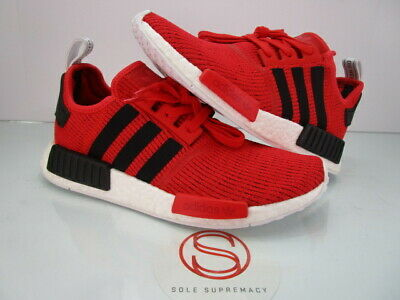 premium selection 0c327 48d86 DS ADIDAS NMD R1 BB2885 RED BLACK 9.5