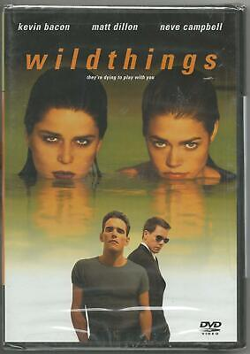 Wild Things 1998 Neve Campbell  Full Screen Region 1 Brand New Sealed (2003) Dvd