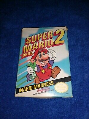 SEALED BRAND NEW Super Mario Bros  Unlimited NES Game Complete Box