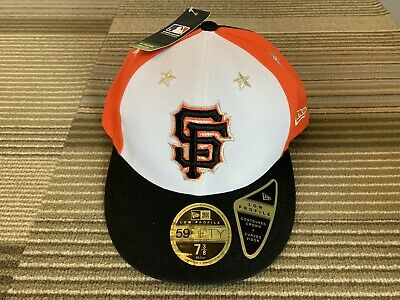 huge discount 8b05d f887d San Francisco Giants New Era 2018 MLB All-Star Game 9FIFTY Snapback Hat 7 3