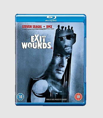 Exit Wounds Blu-ray Action/Crime/Thriller/Comedy/Drama Movie