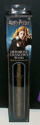 Harry Potter Hermione Granger's Illuminating Wand, new fast shipping