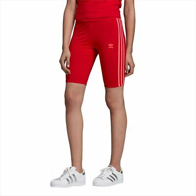 Tights Cycling adidas Red Women
