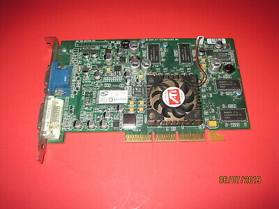DELL INSPIRON 9100 64 Mb Ati Radeon Laptop Video Card Board (Ls-1715