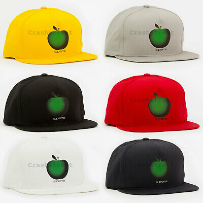 a6340e9f5 SUPREME FW18 BORDER Patrol 5-Panel Cap hat camp tee box classic logo ...