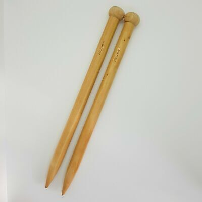 Jumbo Giant  Extreme Knitting Needles  20mm