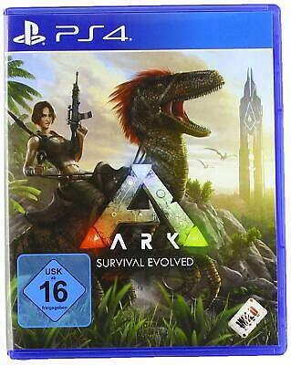 PS4 Game Ark: Survival Evolved DHL Quick Delivery New