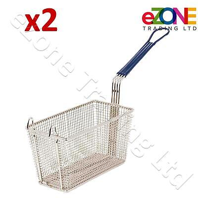 2x VALENTINE V2200 V200 V400 Frying Basket Replacement Part Fryer 641704 B208001