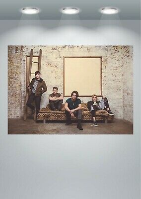The Vamps Band Music Poster Art Print in multiple sizes
