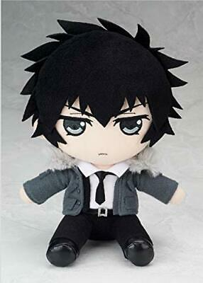 Gift PSYCHO-PASS Plush Doll Kougami Shinya Stuffed Toy w/ Tracking NEW