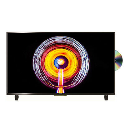 "Seizo 32"" Inch HD LED TV with Freeview, 3 x HDMI, 2 x USB PVR and Built-in DVD"